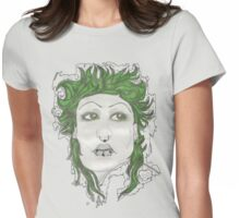 sully sux Womens Fitted T-Shirt