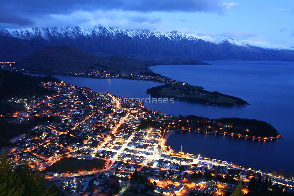 Queenstown by czardases