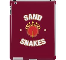 Game of Thrones - Sand Snakes iPad Case/Skin