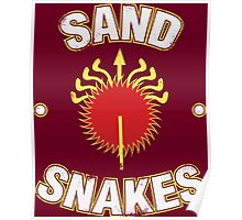 Game of Thrones - Sand Snakes Poster