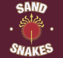 Game of Thrones - Sand Snakes by Galeaettu