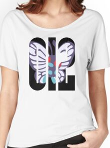 #012 Butterfree Women's Relaxed Fit T-Shirt