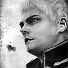 Gerard Way Pencil Drawing by booters