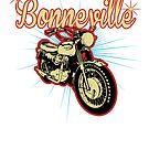 Triumph Bonneville by Steve Harvey
