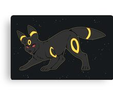 The Moonlight Pokemon Canvas Print