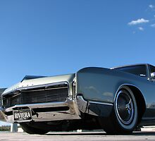 Buick Riviera 1966  by RIVIERAVISUAL