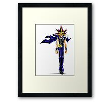 Yami Yugi - Yu-Gi-Oh Framed Print