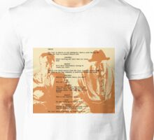 into the mountain Unisex T-Shirt