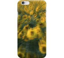 Sunflower Fusion iPhone Case/Skin