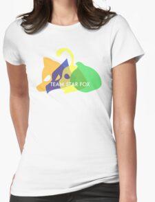 Team Star Fox Womens Fitted T-Shirt