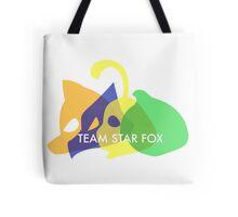 Team Star Fox Tote Bag