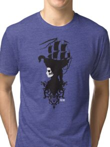 Smart pirate Tri-blend T-Shirt