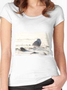 Sole survivor Women's Fitted Scoop T-Shirt