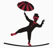 Circus artist clown Kids Clothes