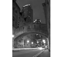 Pittsburgh's Bridge of Sighs Photographic Print