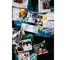 Billboard Photographic Print