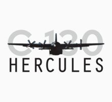 C-130 Hercules by ajh1138