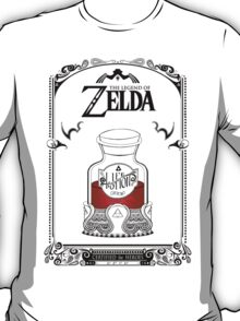 Zelda legend Red potion T-Shirt