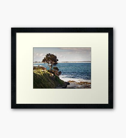 The Entrance, New South Wales Framed Print