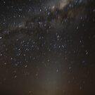 Zodiacal Light at Stoke's Bay by Wayne England