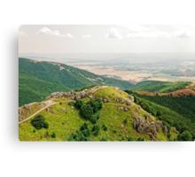 Balkan Landscapes, Shipka, Bulgaria Canvas Print