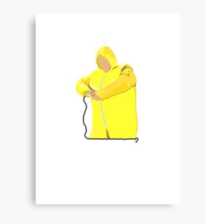 Jesse Pinkman: Blowfish Canvas Print