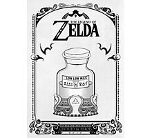 Zelda legend Lon lon Milk Photographic Print