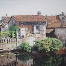 Brantome by Ffion Rees
