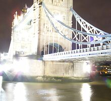 Tower bridge by daviddonabie