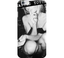 Wasted Youth iPhone Case/Skin