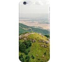 Balkan Landscapes, Shipka, Bulgaria iPhone Case/Skin