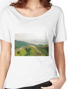 Balkan Landscapes, Shipka, Bulgaria Women's Relaxed Fit T-Shirt