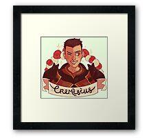 cremisius Framed Print
