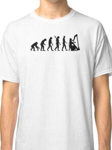 Evolution Harp Classic T-Shirt