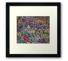 Genetically Altered Framed Print