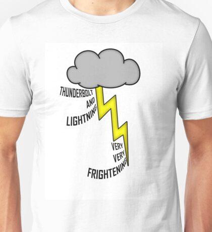 Bohemian Rhapsody Lyrics Unisex T-Shirt