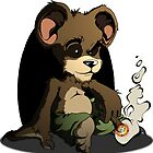 Blunt Bear by WOOKiE