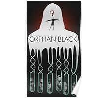 Orphan Black Fan Poster Poster