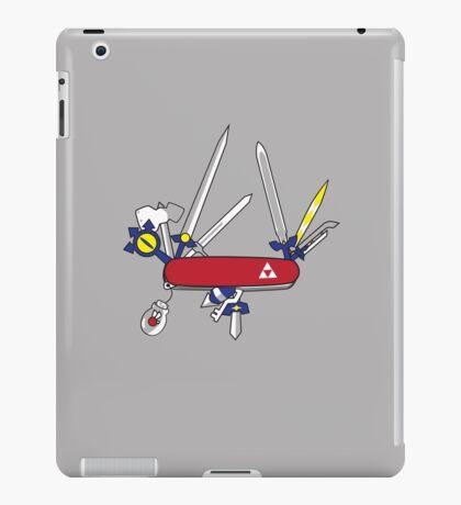 Hylian Army Knife iPad Case/Skin