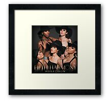 Fifth Harmony Shirts/Phone cases Framed Print