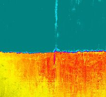 Modern Original Art Abstract Titled: Where Are You Going by ZeeClark