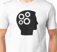 Head gear wheels Unisex T-Shirt