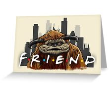 He'll Be There For You  Greeting Card