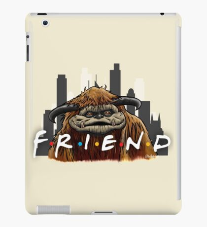 He'll Be There For You  iPad Case/Skin