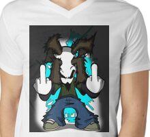 Graff Shirt Mens V-Neck T-Shirt