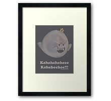 I'm Coming To Get You! Framed Print