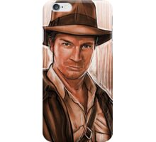 Indiana Fillion iPhone Case/Skin