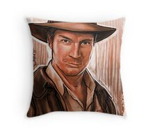 Indiana Fillion Throw Pillow