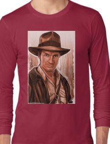 Indiana Fillion Long Sleeve T-Shirt