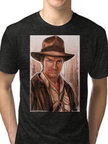 Indiana Fillion Tri-blend T-Shirt